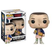 Funko POP! Television Stranger Things Eleven with Eggos Figure