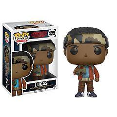 Funko POP! Television Stranger Things Lucas Figure