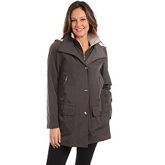 Women's Fleet Street Hooded Stadium Jacket
