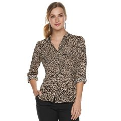1ec53705cda8 Womens Button-Down Shirts Shirts   Blouses - Tops