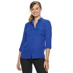 Women's Apt. 9® Collared Blouse