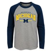 Boys 4-18 Michigan Wolverines Audible Tee