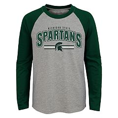 Boys 4-18 Michigan State Spartans Audible Tee