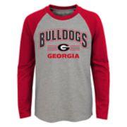 Boys 4-18 Georgia Bulldogs Audible Tee
