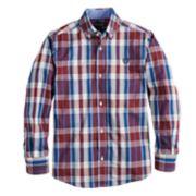 Boys 4-20 Chaps Jordan Button-Down Shirt