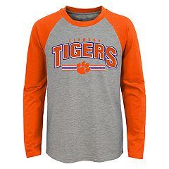 Boys 4-18 Clemson Tigers Audible Tee