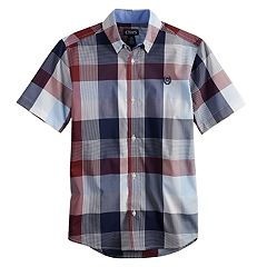 Boys 4-20 Chaps Isaiah Button-Down Shirt