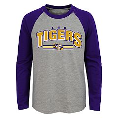 Boys 4-18 LSU Tigers Audible Tee