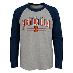 Boys 4-18 Illinois Fighting Illini Audible Tee