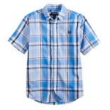 Boys 4-20 Chaps Caleb Button-Down Shirt