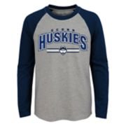Boys 4-18 UConn Huskies Audible Tee