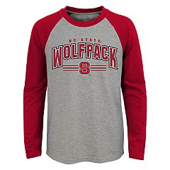 Boys 4-18 North Carolina State Wolfpack Audible Tee
