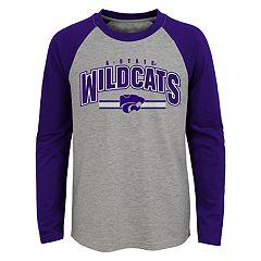 Boys 4-18 Kansas State Wildcats Audible Tee