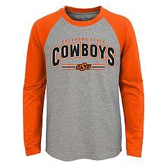 Boys 4-18 Oklahoma State Cowboys Audible Tee