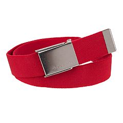 Men's Columbia Fabric Stretch Casual Cut-To-Fit Belt
