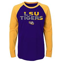 Boys 4-18 LSU Tigers Flux Tee