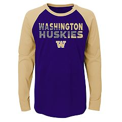 Boys 4-18 Washington Huskies Flux Tee