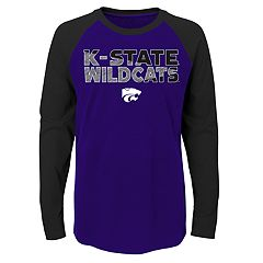 Boys 4-18 Kansas State Wildcats Flux Tee