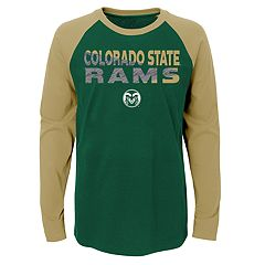 Boys 4-18 Colorado State Rams Flux Tee