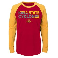 Boys 4-18 Iowa State Cyclones Flux Tee