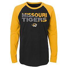 Boys 4-18 Missouri Tigers Flux Tee