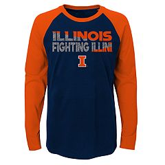 Boys 4-18 Illinois Fighting Illini Flux Tee
