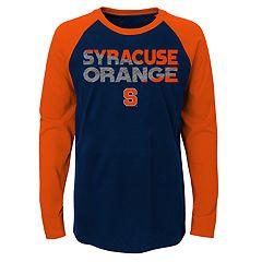 Boys 4-18 Syracuse Orange Flux Tee