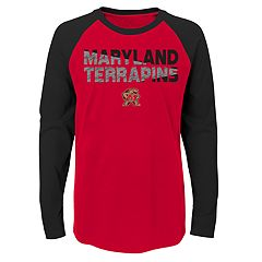Boys 4-18 Maryland Terrapins Flux Tee