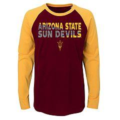 Boys 4-18 Arizona State Sun Devils Flux Tee
