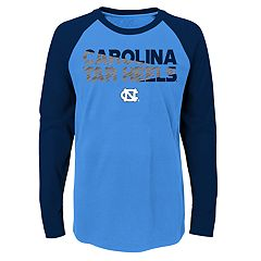 Boys 4-18 North Carolina Tar Heels Flux Tee