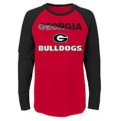 Boys 4-18 Georgia Bulldogs Flux Tee