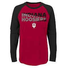 Boys 4-18 Indiana Hoosiers Flux Tee