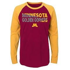 Boys 4-18 Minnesota Golden Gophers Flux Tee