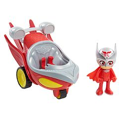 PJ Masks Speed Boosters Owlette Vehicle