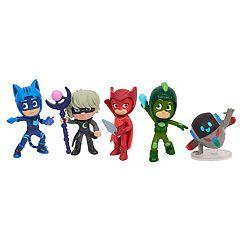 PJ Masks Super Moon Adventure Collectible Figures Set