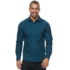 Men's Apt. 9® Soft Touch Button-Down Shirt