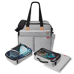 Skip Hop Duo Weekender Diaper Bag