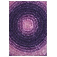 United Weavers Finesse Cyclic Geometric Shag Rug