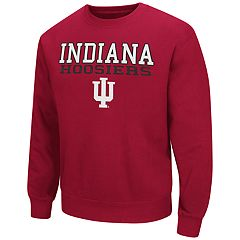 Men's Indiana Hoosiers Fleece Sweatshirt