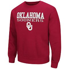 Men's Oklahoma Sooners Fleece Sweatshirt