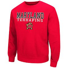 Men's Maryland Terrapins Fleece Sweatshirt