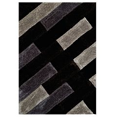 United Weavers Finesse Chichi Geometric Shag Rug