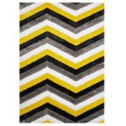 United Weavers Finesse Mellow Geometric Shag Rug