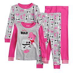 Toddler Girl Lego Duplo Top & Bottoms Pajama Set