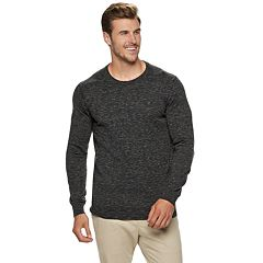 Big & Tall SONOMA Goods for Life™ Supersoft Modern-Fit Crewneck Sweater