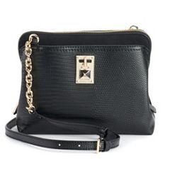 Jennifer Lopez Kaia Mini Crossbody Bag