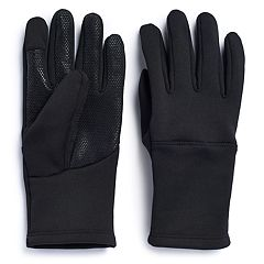 Men's Tek Gear™ WarmTEK Stretch Touchscreen Gloves