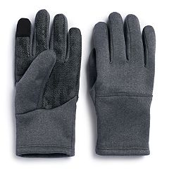 Men's Tek Gear™ WarmTEK Marled Stretch Touchscreen Gloves