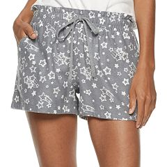 Women's SONOMA Goods for Life™ Printed Flannel Shorts