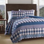 Eddie Bauer  Bridgehaven Quilt Set